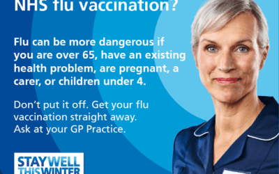 Flu jabs for over 65s